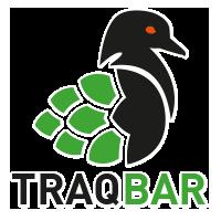 TraqBar Logo